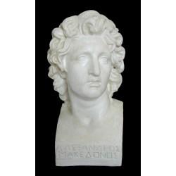 LB 35 Alessandro Magno h. cm. 27
