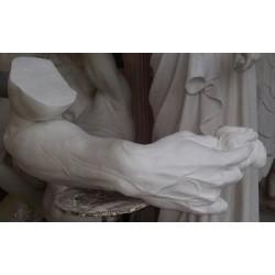 LA 42 Braccio destro Mosè di Michelangelo h. cm. 41 – lungh. cm. 90