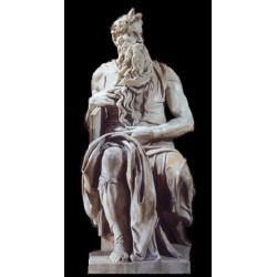 LS 330 Mosè di Michelangelo h. cm. 234