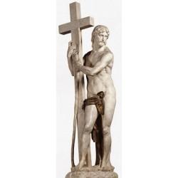 LS 323 Cristo Risorto di Michelangelo h. cm. 203