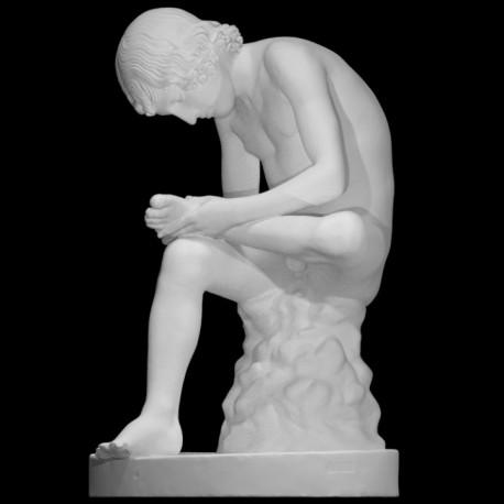 LS 321 Spinario (Cavaspina) h. cm. 81