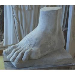 LA 40 Piede sinistro Davide di Michelangelo h. cm. 55 – lungh. cm. 70×34