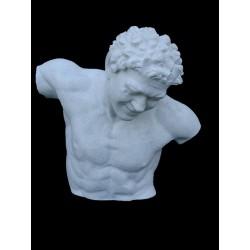 LA 8 Fauno danzante Busto h cm. 46