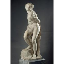 LS 385 Schiavo Ribelle di Michelangelo h. cm. 215