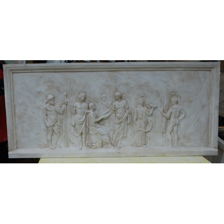 LR 167 Hermes e Dioniso h. cm. 70×160