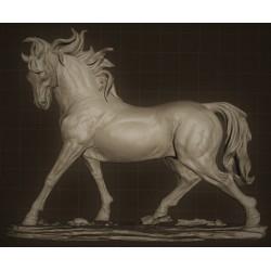 LS 379 Cavallo h. cm. 246
