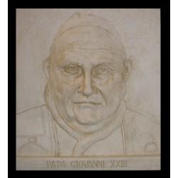 LR 148 Papa Giovanni XXIII h. cm. 55x50