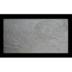 LR 145 Creazione di Adamo h. cm. 81x152