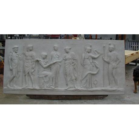 LR 132 Hermes e Dioniso h. cm. 135x300