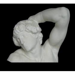 LA 33 Schiavo Morente Busto h. cm. 55