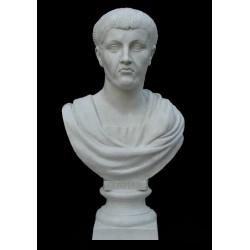 LB 7 Claudio Imperatore Romano h. cm. 76