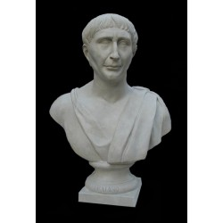 LB 11 Traiano Imperatore Romano h. cm. 72
