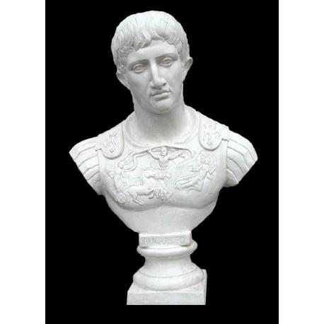 LB 24 Augusto Imperatore Romano h. cm. 82