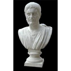 LB 78 Diocleziano Imperatore Romano h. cm. 77