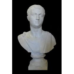 LB 118 Tito Imperatore Romano h. cm. 78