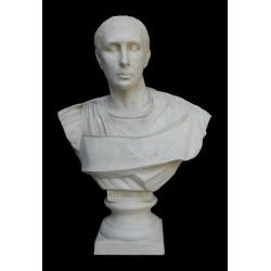 LB 121 Alessandro Severo Imperatore Romano h. cm. 75