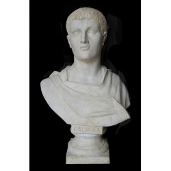 LB 123 Caligola Imperatore Romano h. cm. 77