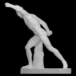LS 365 Gladiatore Borghese h. cm. 165