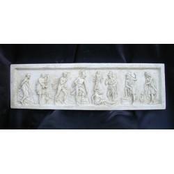 LR 33 Sacrificio di Ifigenia h. cm. 22,5x75