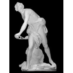 LS 358 Davide del Bernini h. cm. 170