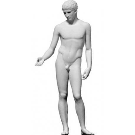LS 352 Efebo (Idolino di Pesaro) h. cm. 177