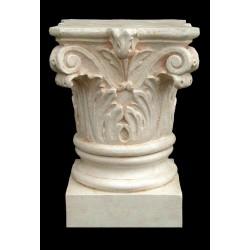 LV 31 Capitello corinzio h. cm. 50