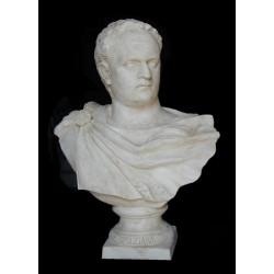 LB 122 Domiziano Imperatore Romano h. cm. 75