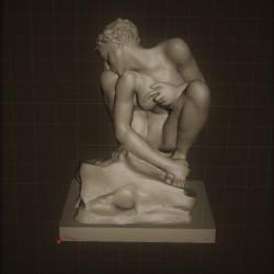 RID: 04 Crouching Woman h. cm. 36 – Musèe Rodin.