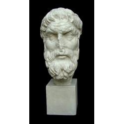 LB 88 Filosofo Epicuro h. cm. 47