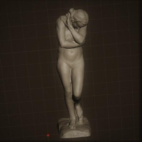 RID. 06 Eva h. cm. 50 – Musèe Rodin