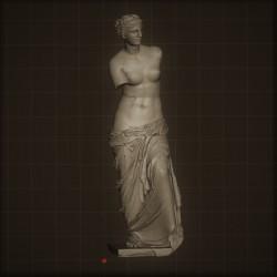RID. 10 Venere di Milo h. cm. 100 – Museo del Louvre.
