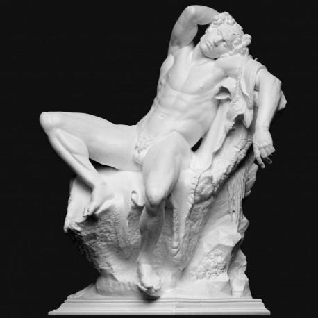 LS 394 Fauno Barberini h. cm. 200