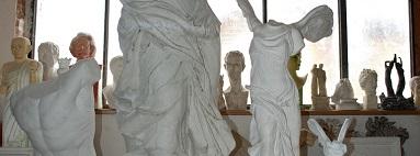 Noleggio sculture